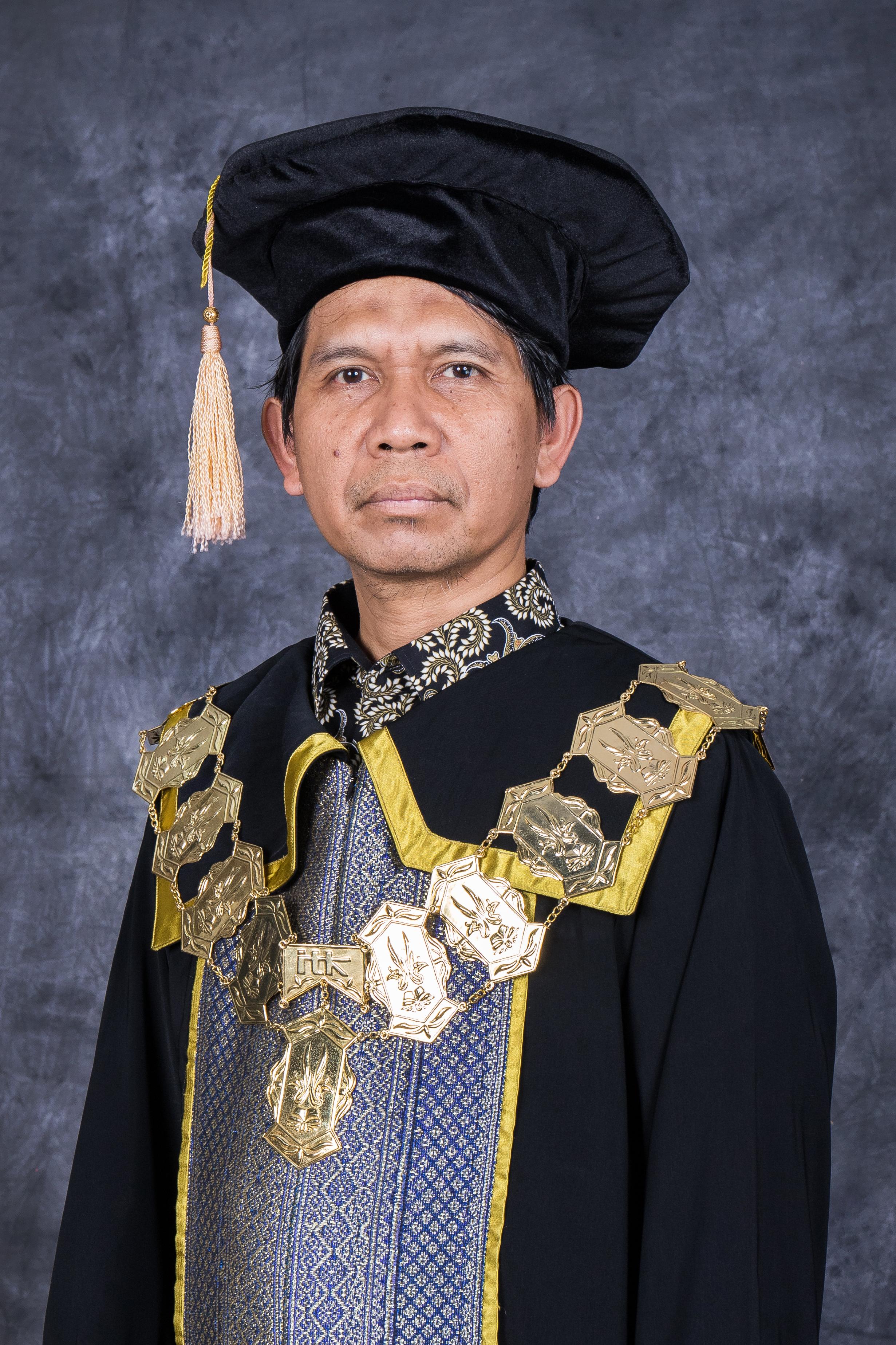 Prof. Ir. Budi Santosa Purwokartiko, Ph.D