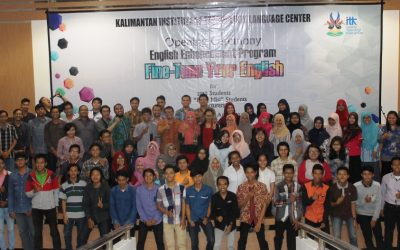 Hadapi MEA, ITK Luncurkan English Enhancement Program 2016