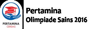 Pertamina Olimpiade Sains 2016