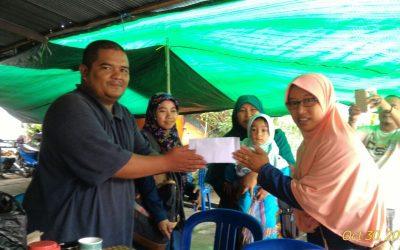 ITK Bantu Korban Kebakaran Kampung Baru
