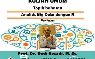 Pentingnya Penguasaan Analisis Big Data Bagi Lulusan Matematika