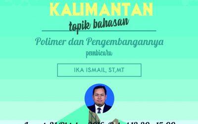 """Forum Ilmiah XIII """"Polimer dan Pengembangannya"""""""
