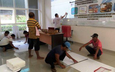 Teknik Modern Pembuatan Kapal untuk Masyarakat Kampung Baru