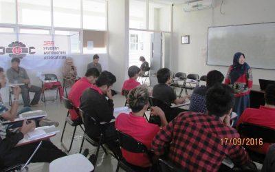 Pengabdian Masyarakat Prodi Teknik Mesin ITK