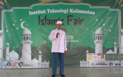 Meriahnya Islamic Fair ITK 2016