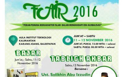 ITK Islamic Fair 2016