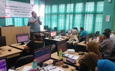 Pemanfaatan Teknologi Informasi Untuk Pendidikan