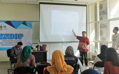 Workshop Peningkatan Kinerja Pengawasan SPI