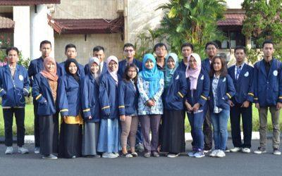 Tim ON MIPA ITK Berlaga di Banjarmasin