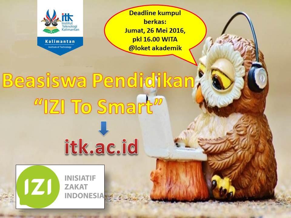 Beasiswa Pendidikan IZI