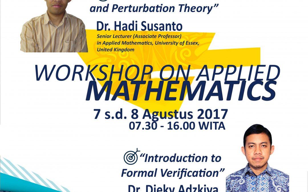 Undangan Terbuka: Workshop on Mathematics
