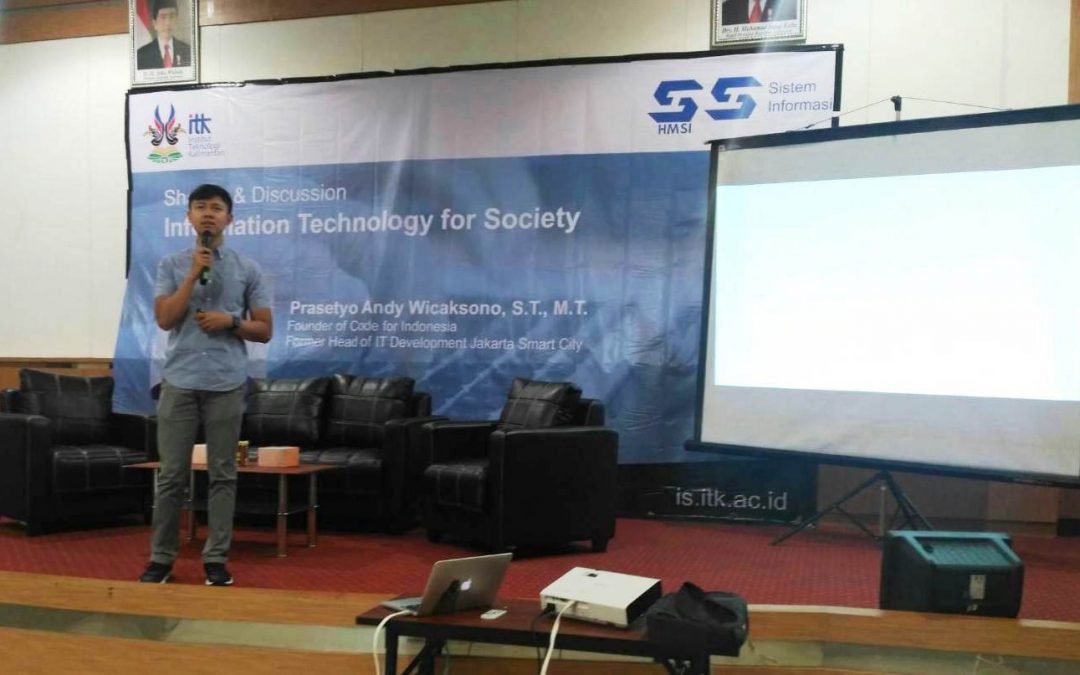 Edukasi Teknologi Informasi Untuk Masyarakat Indonesia