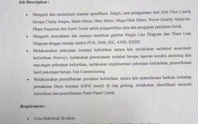 Lowongan Kerja di PT. Infomedia Nusantara