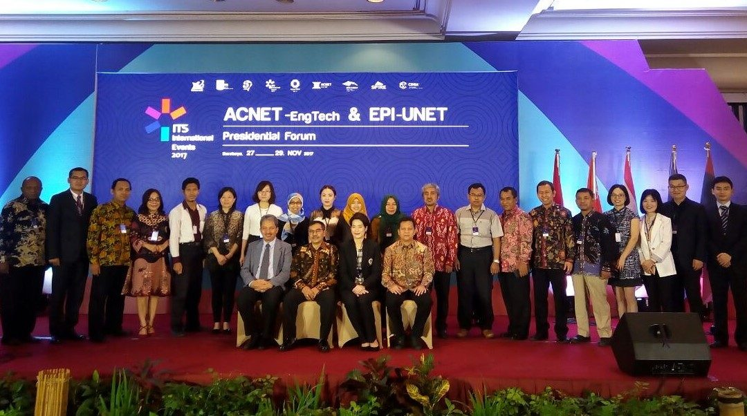 Partisipasi Aktif ITK Dalam EPI-UNET 2017