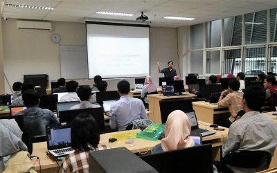 Workshop Android Developer di ITK
