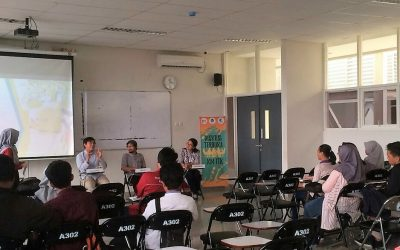 Mahasiswa ITK Dukung Kebijakan Pengurangan Penggunaan Kantong Plastik Kota Balikpapan