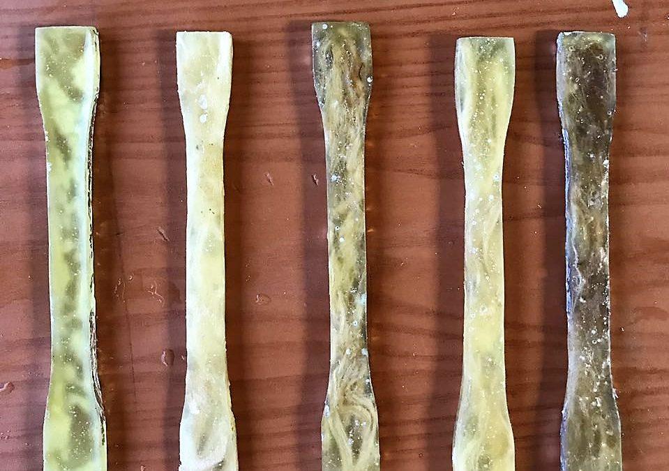 Limbah Batang Pisang Sebagai Penguat Material Komposit Alternatif