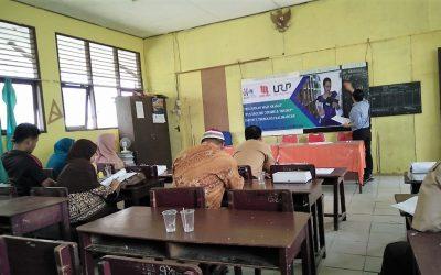 Pelatihan Bahasa Inggris Bagi Guru SDN 026 Karang Joang