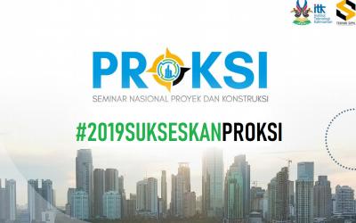 #2019SUKSESKANPROKSI: Persembahan Teknik Sipil ITK Sukseskan HUT Kota Balikpapan ke-122