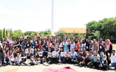 Partisipasi ITK Dalam CommTECH Integrated Initiative 2018