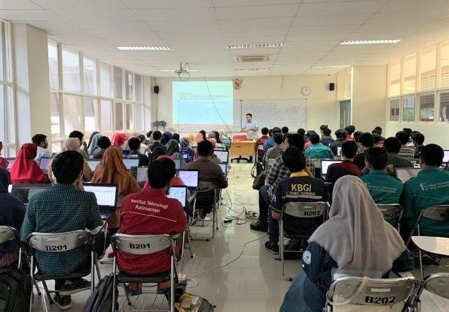 WorkshopPeningkatan Kemampuan Manajemen Proyek