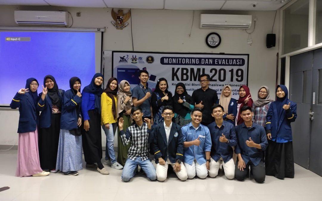 Monev KBMI, Tingkatkan Semangat Wirausaha Mahasiswa