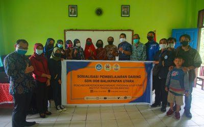 Pengabdian kepada Masyarakat Prodi Fisika Institut Teknologi Kalimantan 16 Juli 2020 di SDN 008 Balikpapan Utara