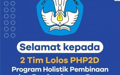 2 TIM INSTITUT TEKNOLOGI KALIMANTAN BERHASIL LOLOS PHP2D