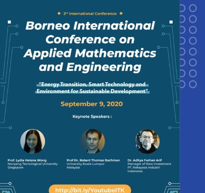 BICAME Conference Program  Kembali dilaksanakan untuk Ketiga Kalinya