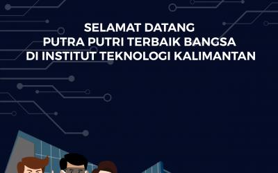 Institut Teknologi Kalimantan Siap Selenggarakan SPIN-ETAM Online