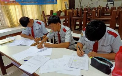 Pemanfaatan Media Pembelajaran Online Schoology sebagai Sarana Pelatihan KSN Siswa SMA di Balikpapan
