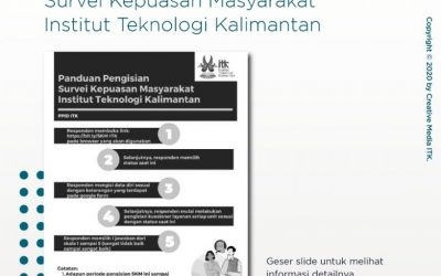 Survei Kepuasan Masyarakat ITK 2020