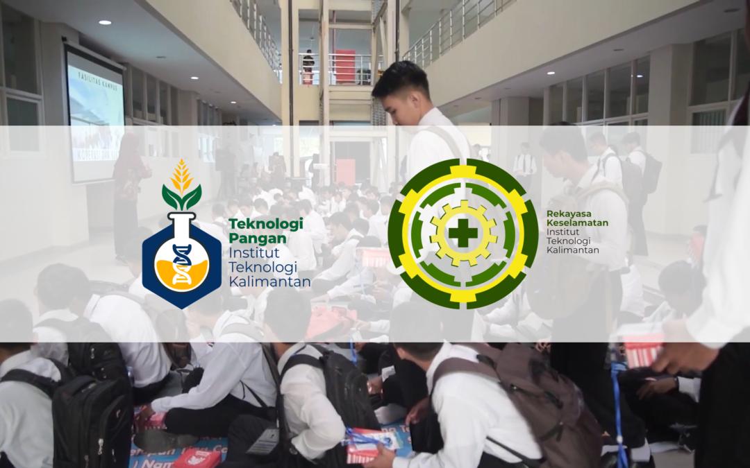 ITK Siap Terima Mahasiswa di 2 Prodi Baru