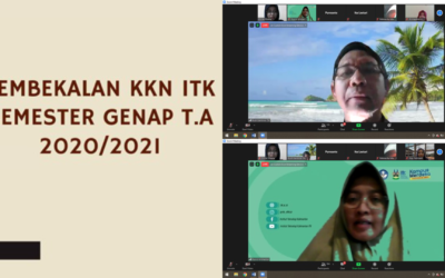 ITK Selenggarakan KKN Perdana