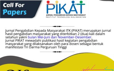Call for Papers PIKAT Jurnal